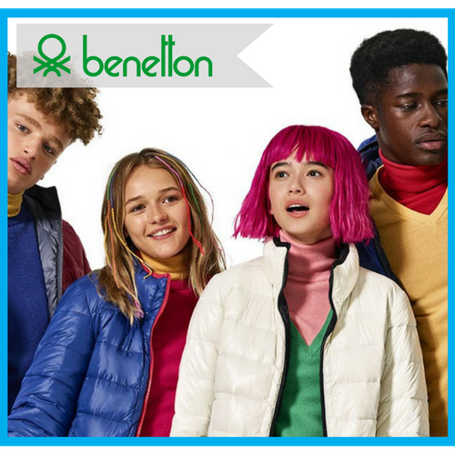 United Colors of Benetton.